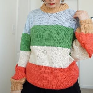 Forever21 striped sweater